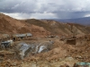 Przy kopalni srebra w Cerro Rico – Potosí; Boliwia