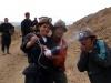 Przygotowywanie dynamitu do detonacji, przy kopalni srebra w Cerro Rico – Potosí; Boliwia