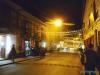 Przy placu San Francisco w La Paz; Boliwia