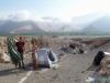 """Pierwszy nocleg """"na dziko"""" w drodze do kanionu Cotahuasi; Peru"""