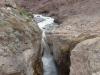 Nad wodospadem Sipia - kanion Cotahuasi; Peru