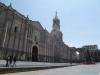 Katedra przy Plaza de Armas w Arequipie; Peru