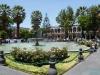Plaza de Armas w Arequipie; Peru