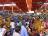 Lokalny rynek w Wigilię Bożego Narodzenia - Arequipa; Peru