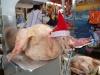 Na lokalnym rynku w Wigilię Bożego Narodzenia - Arequipa; Peru