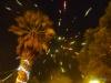 Na Plaza de Armas w Arequipie - Sylwester 2012/13; Peru