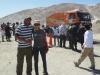 Juanca i Ewelina na Rajdzie Dakar 2013 (etap Arequipa – Arica); Peru