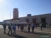 Na lotnisku w Arequipie; Peru