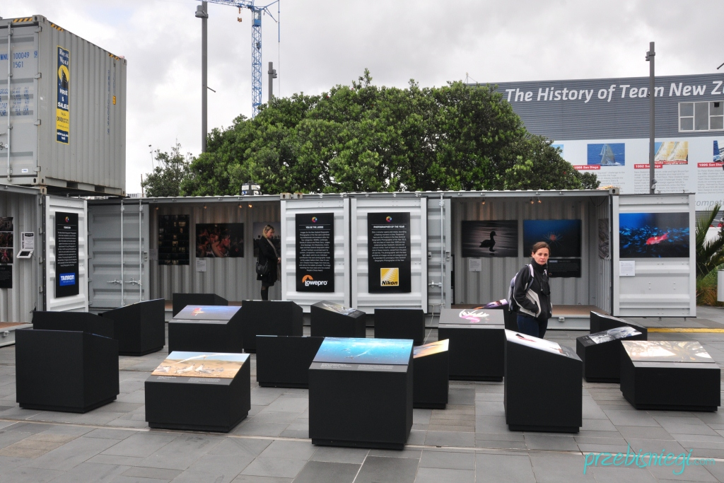Wystawa fotograficzna National Geographic w Auckland; Nowa Zelandia