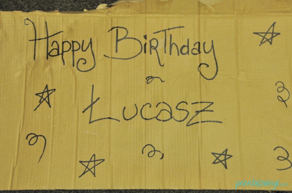 Urodziny Łukasza! :) - Orewa; Nowa Zelandia