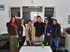 W Pillows Backpackers Lodge w Orewa - Elsa (Belgia), Ewelina, Lawrence (Malezja), Łukasz, Helen (Malezja) i Chi (Chiny); Nowa Zelandia