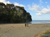 Plaża w Orewa; Nowa Zelandia