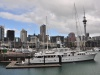 Auckland (przystań); Nowa Zelandia