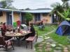 W Pillows Backpackers Lodge w Orewa - Elsa (Belgia) i Ewelina; Nowa Zelandia