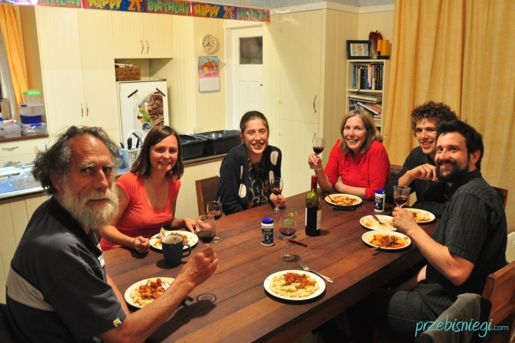 Polskie kopytka na kolację (WWOOF u Christine) - Hamilton; Nowa Zelandia