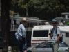 Warwick i Łukasz w Mt. Maunganui; Nowa Zelandia