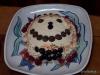 Pavlover (baaardzo słodki!) - w domu Chris i Warwicka w Omokoroa; Nowa Zelandia