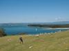 W drodze na górę Mt. Maunganui; Nowa Zelandia