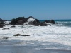 Plaża pod Mt. Maunganui; Nowa Zelandia
