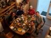 W domu Chris i Warwicka w Omokoroa; Nowa Zelandia